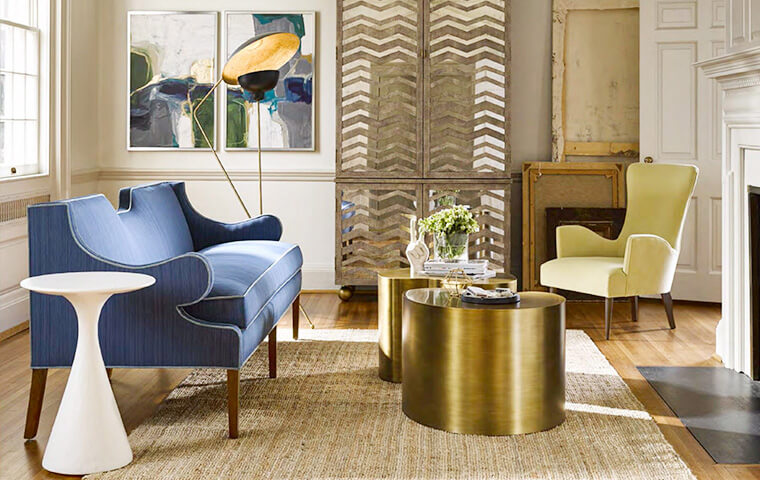 Mid Century furniture | Kathy Kuo Home