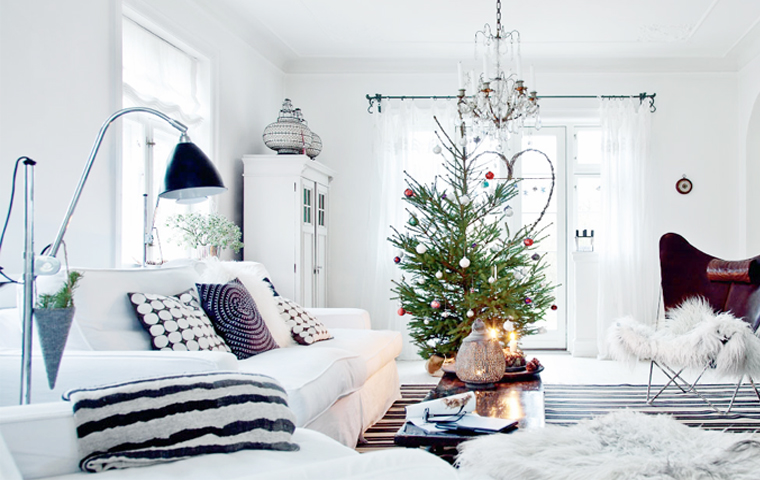 Modern Christams Decor | Kathy Kuo Home