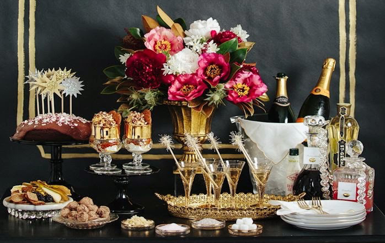 New Years Eve Party Decorations | Kathy Kuo Home