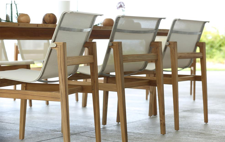 Outdoor Teak Furniture | Kathy Kuo Home