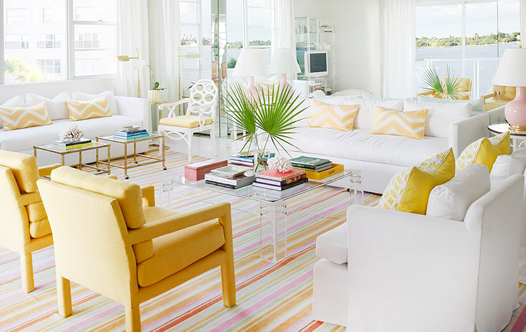 Palm Beach Style | Kathy Kuo Home