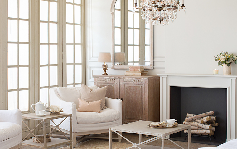 Parisian Pied-a-Terre | Kathy Kuo Home