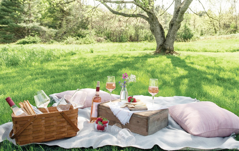 Picnic in the Park | Kathy Kuo Home