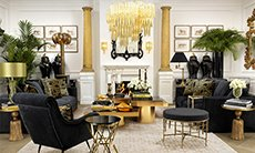 Hollywood Regency  | Kathy Kuo Home