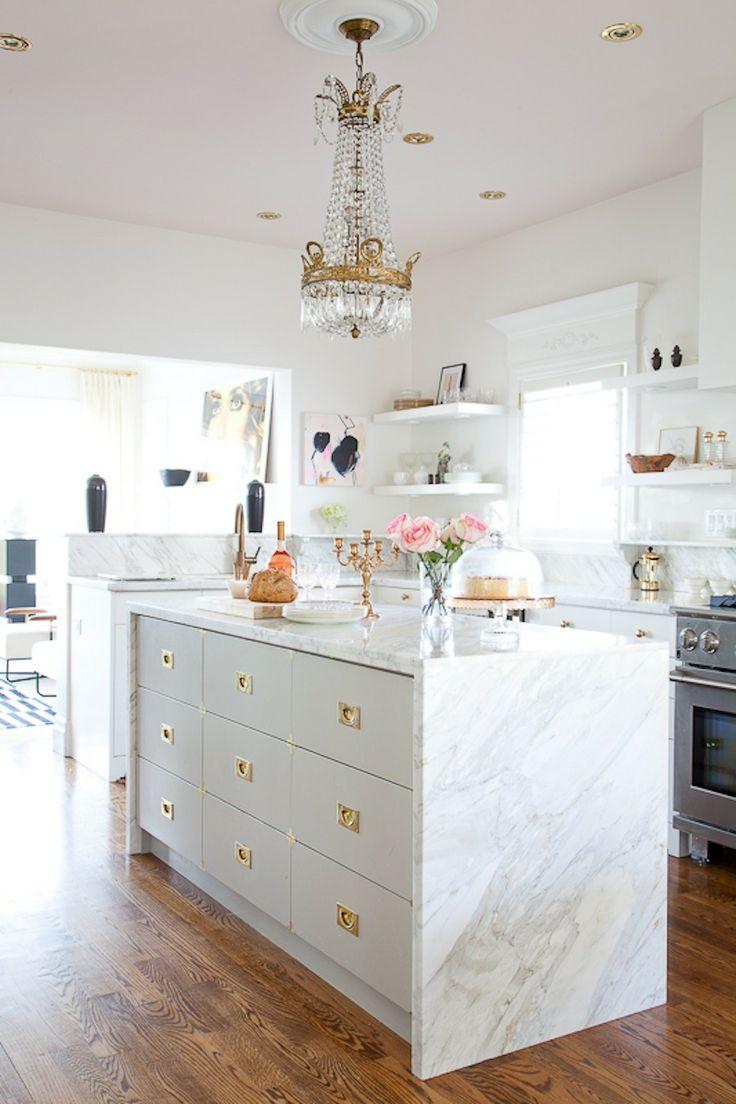 christine dovey home tour kitchen