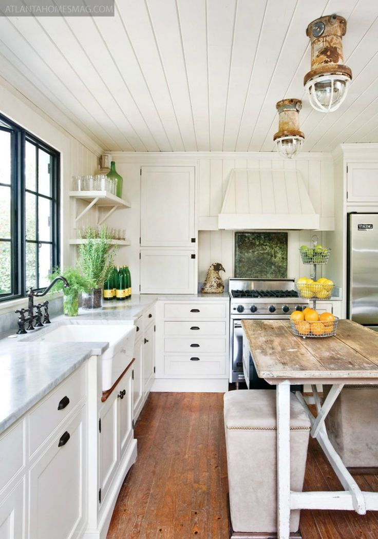 Cottage Farmhouse Decor For Kitchens Kathy Kuo Blog Kathy Kuo Home,Painted Ceiling Ideas