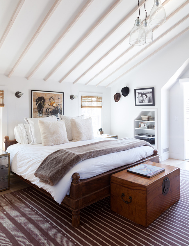 Home Tour Of Ben Watts Montauk Cottage Kathy Kuo Blog