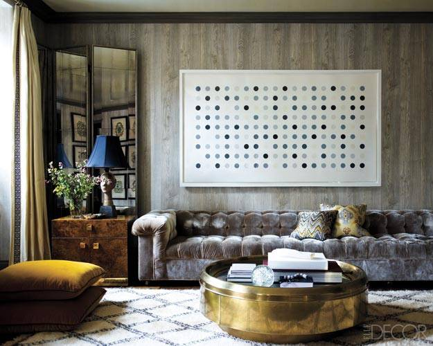 . Living In  Jackie Austier s Glamorous Manhattan Apartment as seen in