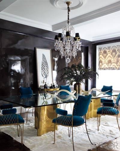Living In: Jackie Austier's Glamorous Manhattan Apartment