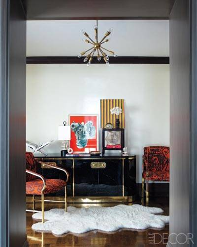 Living In Jackie Austier 39 S Glamorous Manhattan Apartment