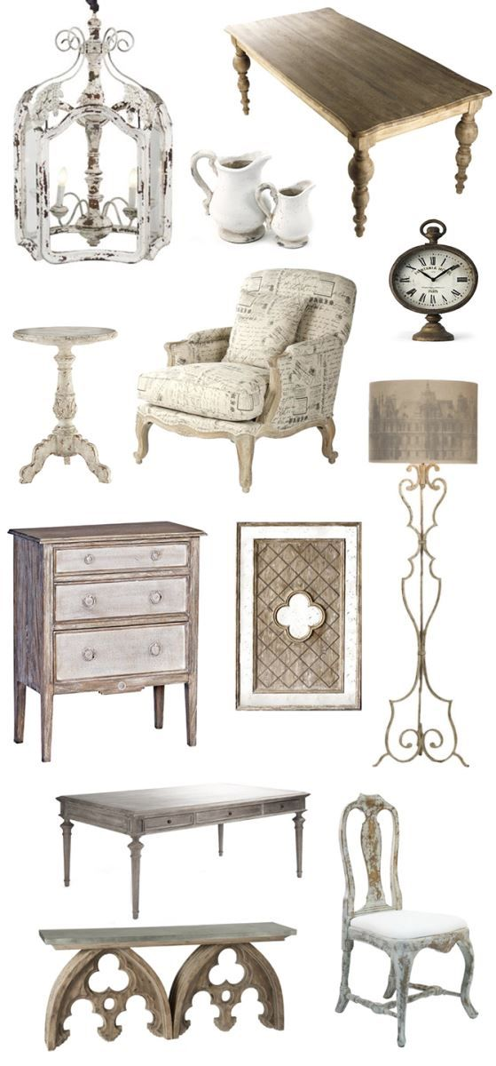Pin It To Win It French Country Collection Winner