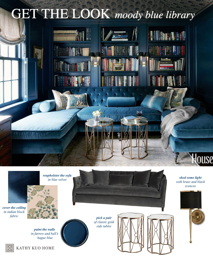 Lessons in Library Design in Moody Blue