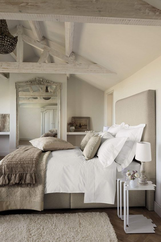 Rooms We Love: Bedroom Design Ideas Go Neutral | Kathy Kuo Blog ...