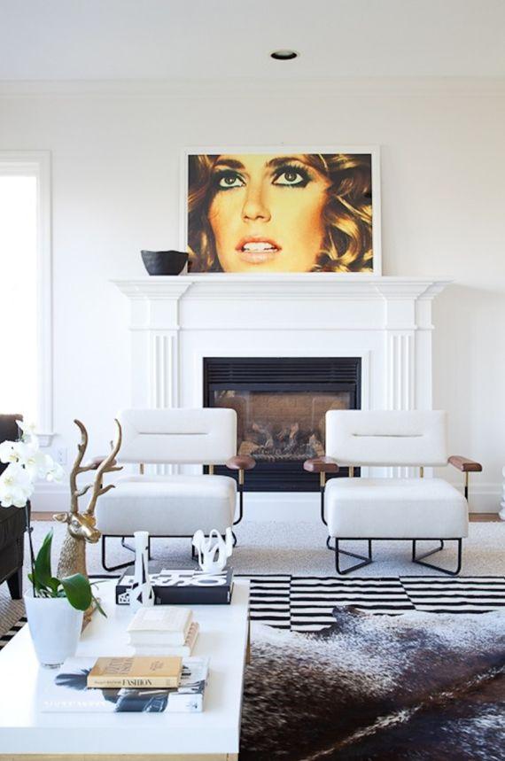 christine dovey home tour living room
