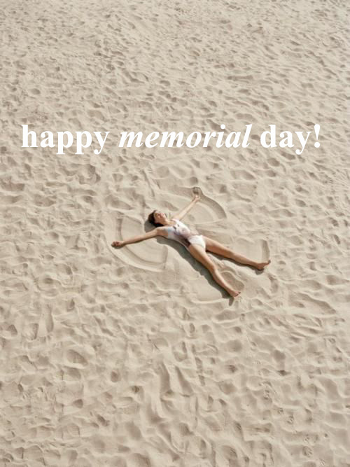 Happy Memorial Day from Kathy Kuo