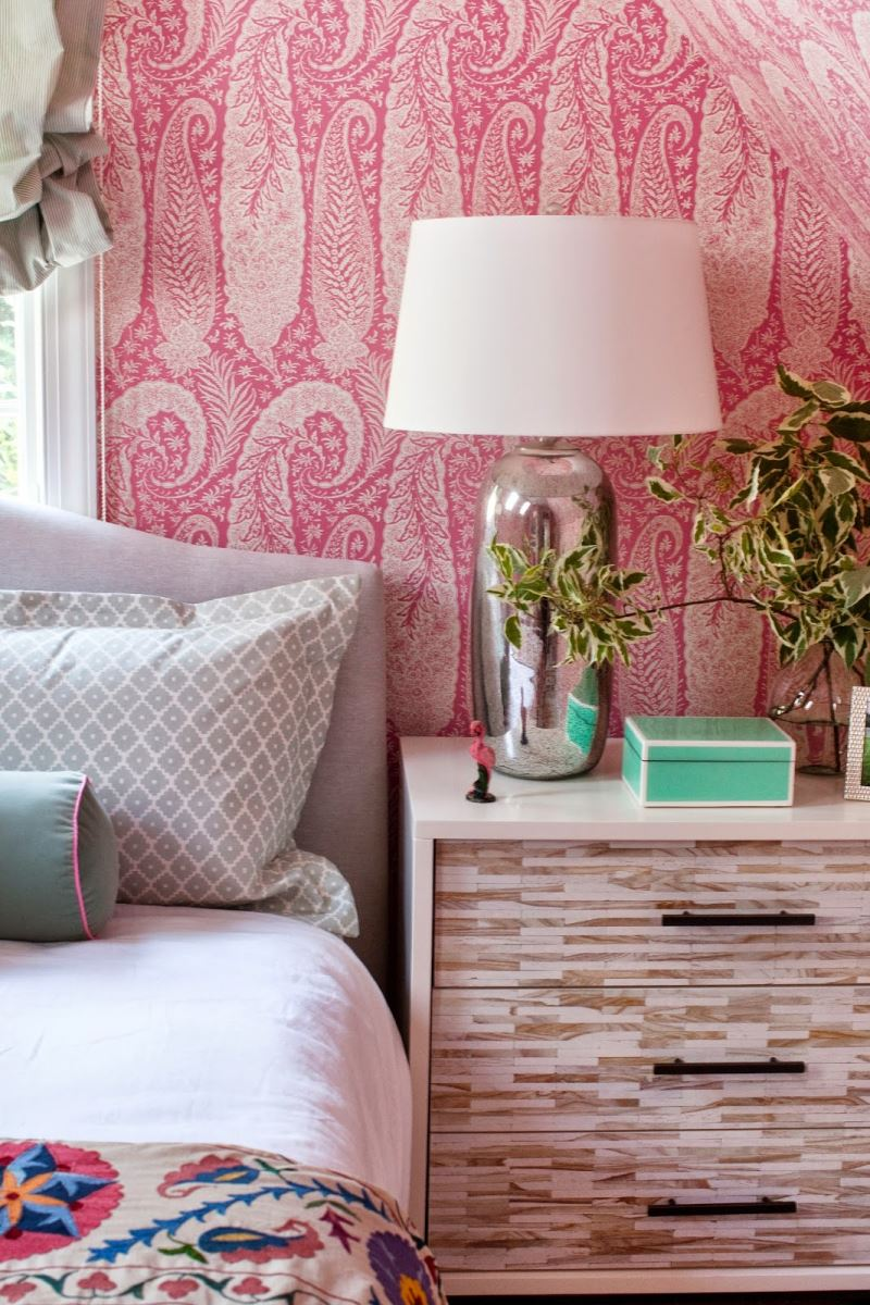 eclectic bohemian girl room ideas