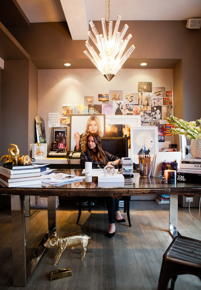 Office Space Decorating Ideas From Jennifer Fisher