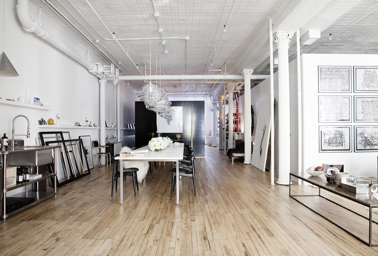 Monday Inspiration The Line S Luxury Nyc Apartment In Soho