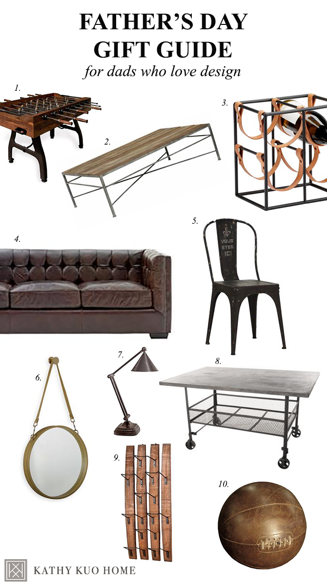 father's day gift ideas for dads who love design