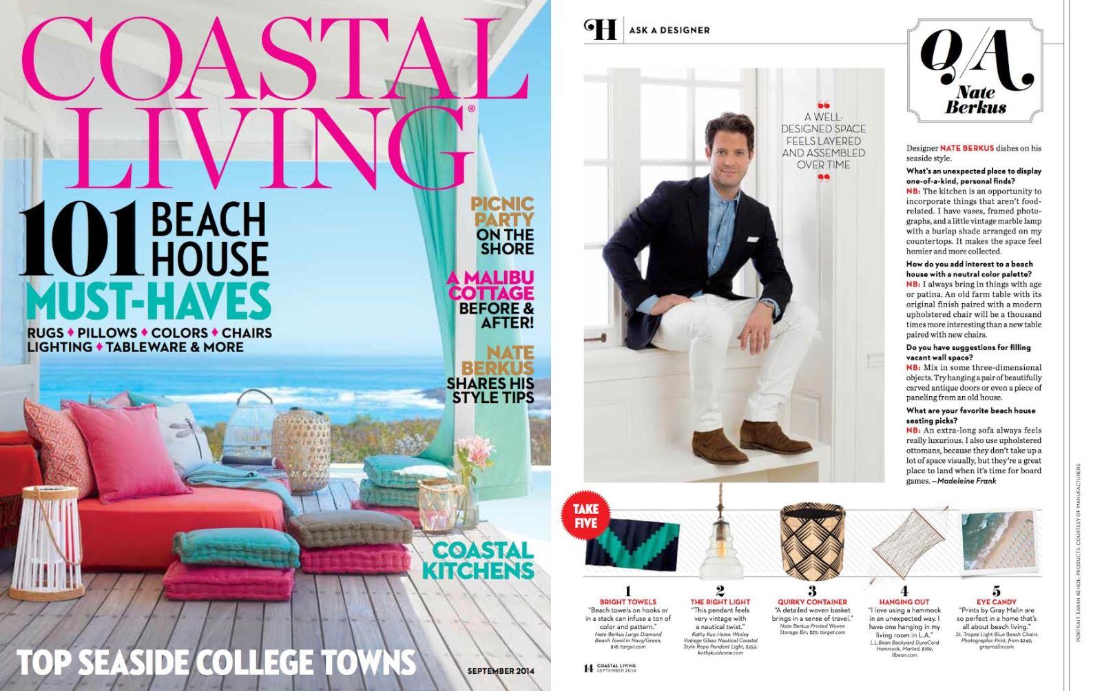 hgtv magazine 2014 furniture. Coastal Living Magazine | September 2014 Hgtv Furniture H