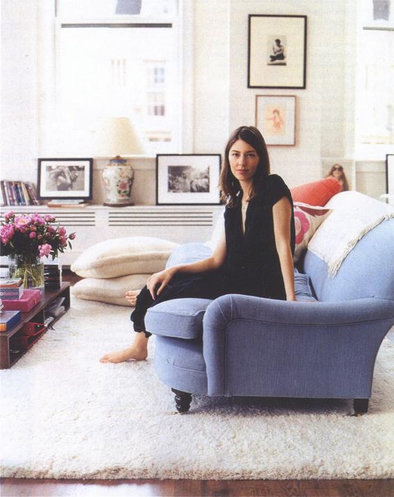 Living In: Sofia Coppola and Thomas Mars' Nolita Apartment