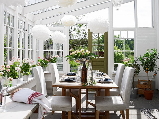 Rooms We Love: A Swedish Cottage