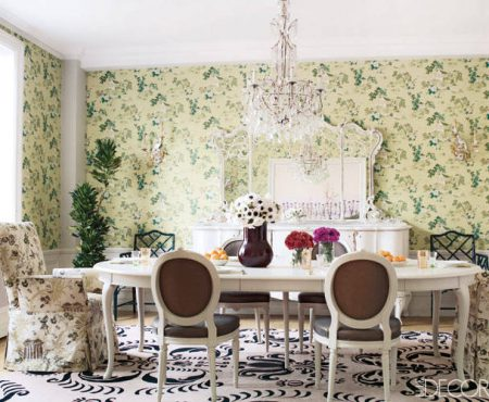 Jeanine Lobell and Anthony Edwards' Manhattan Home