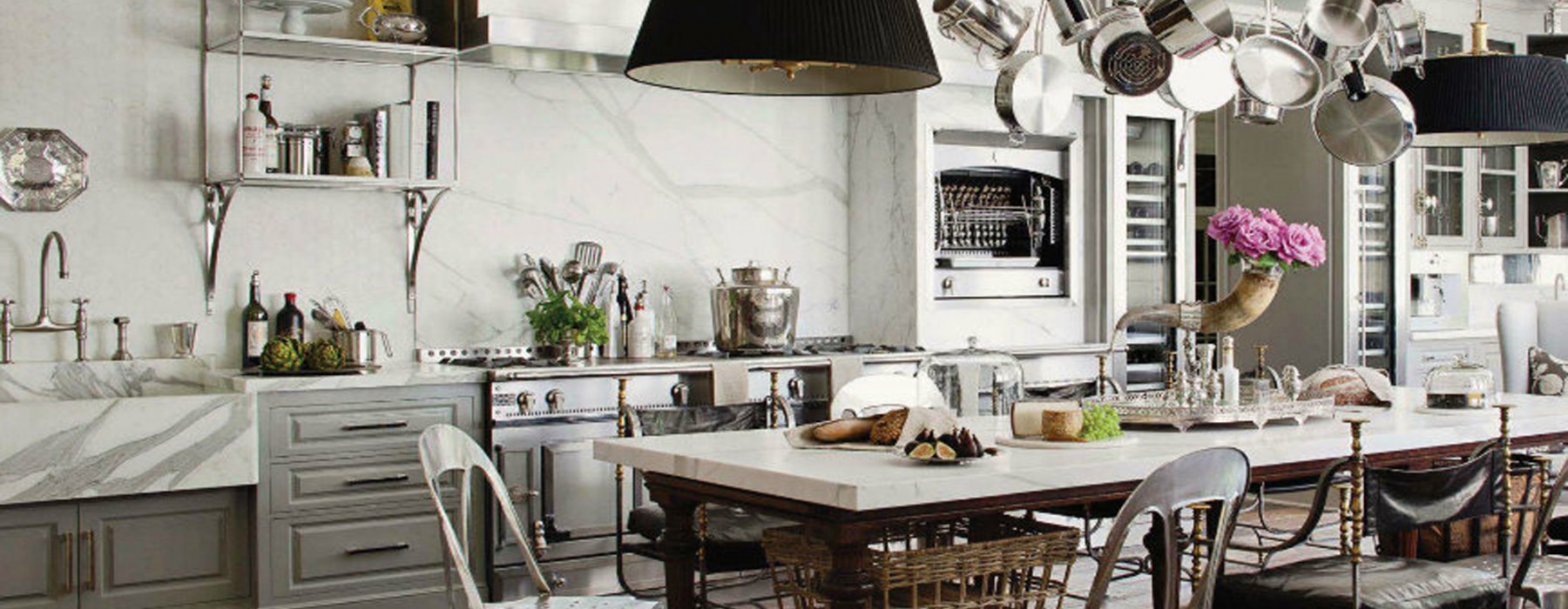 french industrial country kitchen - Industrial Kitchen