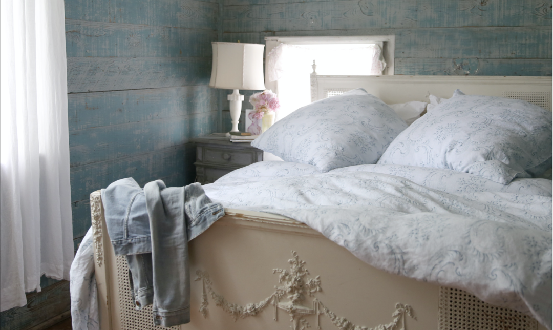 Style Notes: Designing a French Country Bedroom