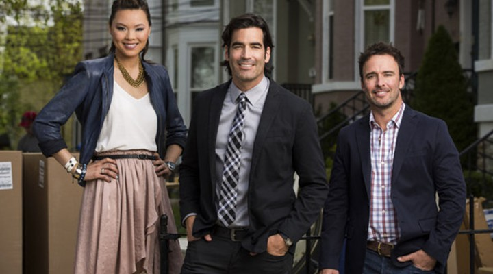 Meet the Stars of FYI Network's Rowhouse Showdown