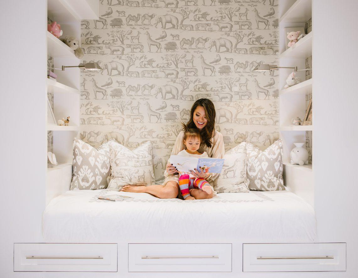 Kathy Kuo's Adorable New York City Nursery Design