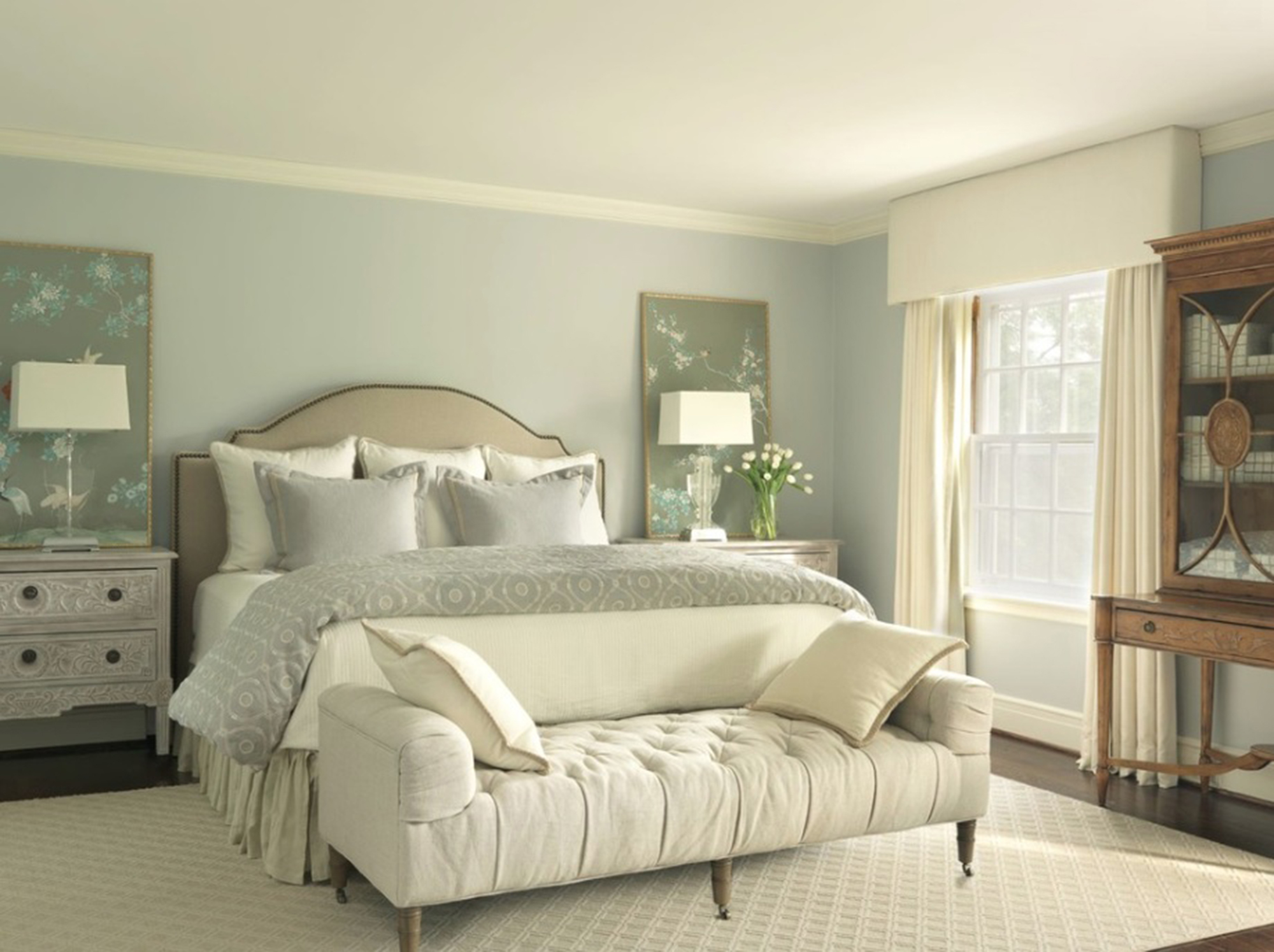 Tremendous Guest Room Ideas Thatll Have You Gushing Kathy Kuo Blog Download Free Architecture Designs Terchretrmadebymaigaardcom