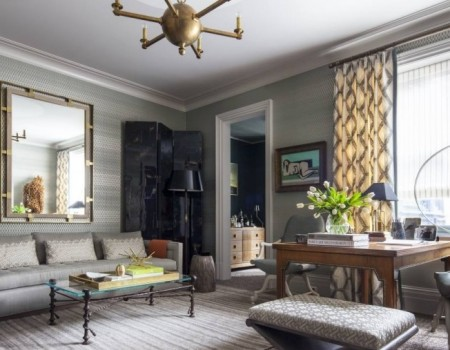 How To Design a Masculine Room You Love Too