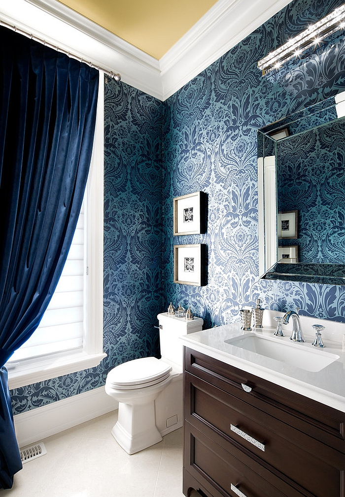 damask wallpaper kathy kuo home