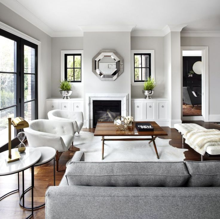chic living room design