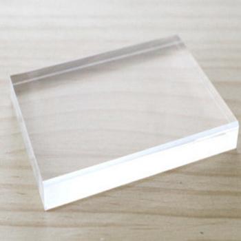 acrylic sample