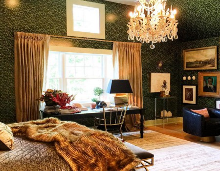 Behind the Scenes at The Hampton Designer Showhouse with Denise McGaha