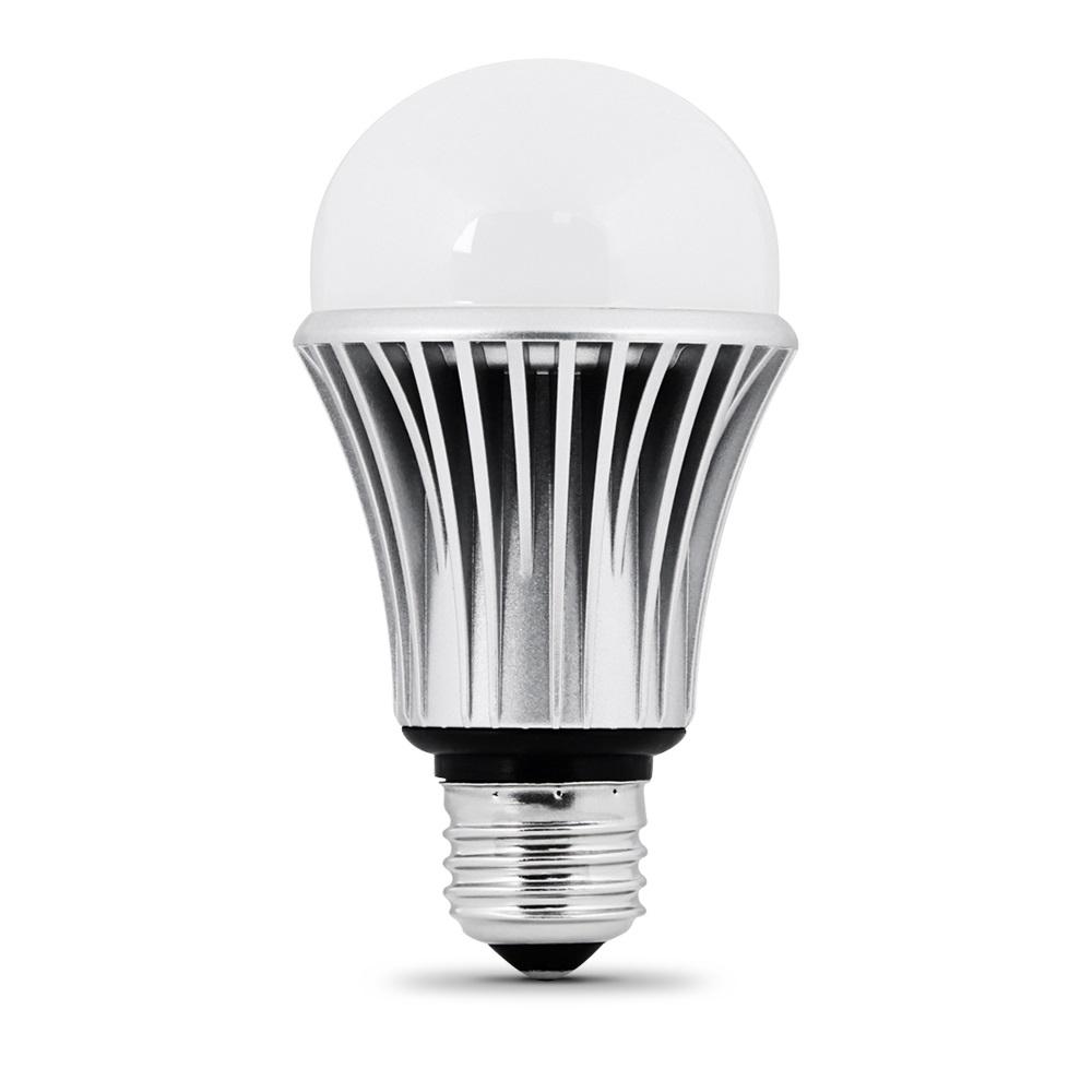 Feit-LED-7.5-Watt-40-watt-replacement-Dimmable-A19-in-Warm-White-3000K