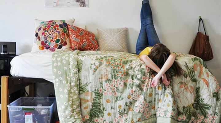 8 Dorm Room Ideas (Help! My Kid is Living in Cluttered Chaos)