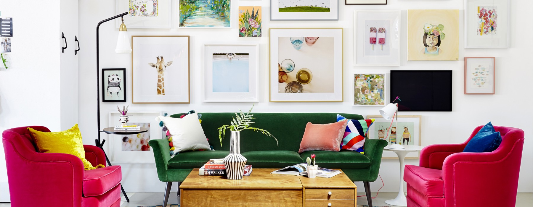 7 Tips on How to Hang Wall Art | Kathy Kuo Blog | Kathy Kuo Home