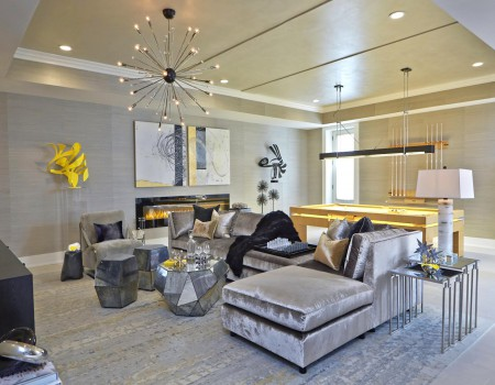 Behind the Scenes at The Hampton Designer Showhouse with Melanie Roy