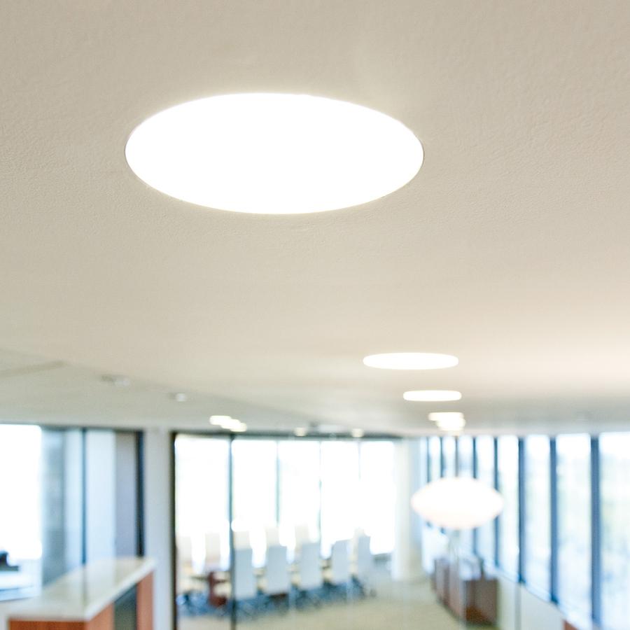 Types of lighting fixtures recessed light