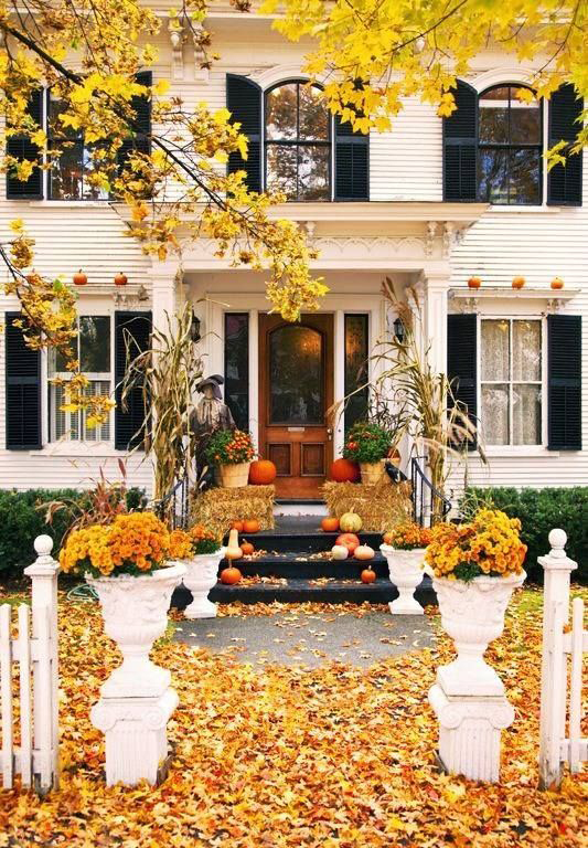 How to prepare your porch for fall kathy kuo blog for Fall home preparation