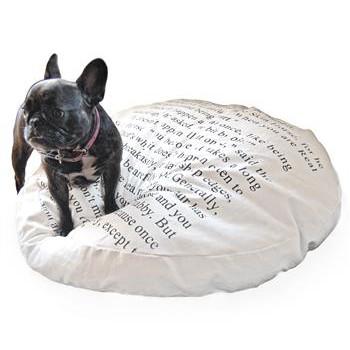 Tucker Buddy Velveteen Rabbit Dog Bed