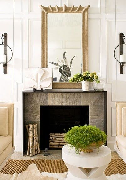 fireplace decorating ideas kathy kuo home