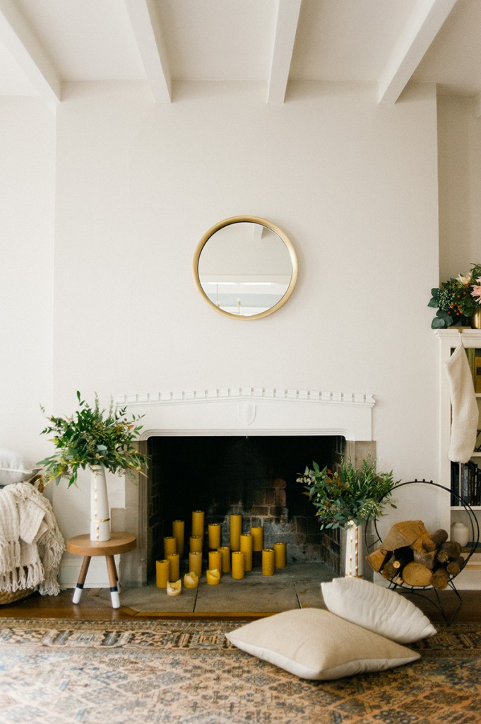 17 Fireplace Decorating Ideas to Die For | Kathy Kuo Blog | Kathy ...