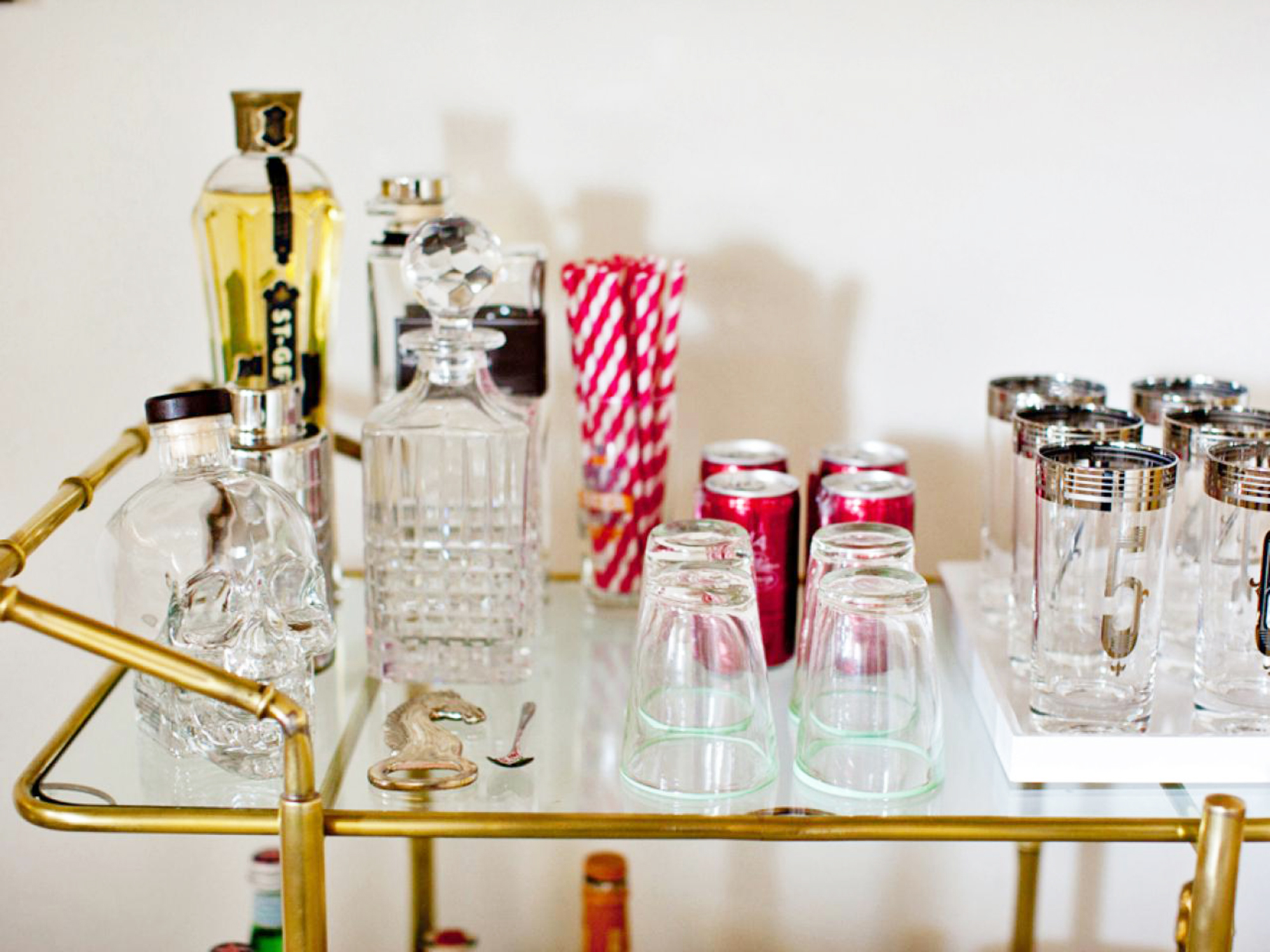 The Bar Cart Essentials Kathy Kuo Blog Kathy Kuo Home