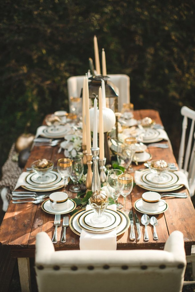 kathy kuo home thanksgiving tablescape