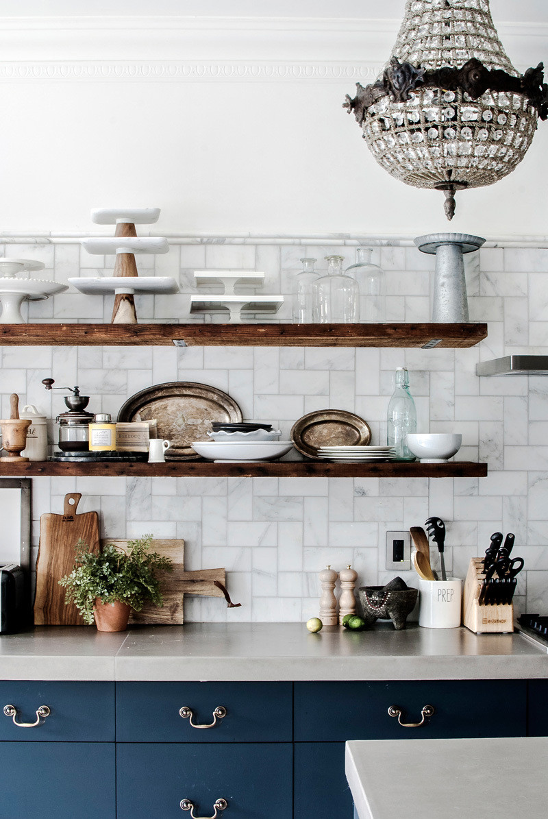 Why You Should Put a Chandelier in your Kitchen   Kathy Kuo Blog ...
