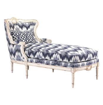 Bayonne-French-Country-Blue-White-Zig-Zag-Upholstered-Chaise-Lounge-7062